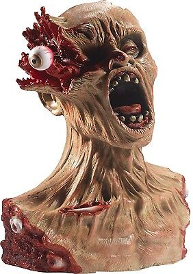 Halloween Creepy Latex Exploding Eye Zombie Bust Party Decoration Accessory Prop - Halloween Party Busted