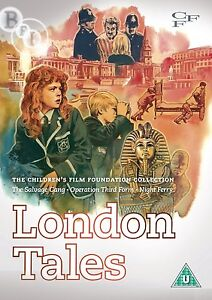 Children's Film Foundation Collection Volume 1 - London Tales - DVD NEW & SEALED