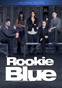 ROOKIE BLUE: THE FINAL SEASON 6   -  DVD - REGION 1 - Sealed