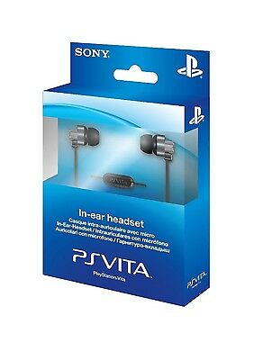 OEM SONY PS VITA HEADSET-for Xperia Z3 Compact Z2 Z1 Z1S ZL Z TL U P S ion Ultra for sale  Shipping to South Africa