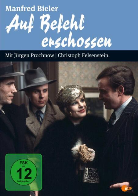 DVD * AUF BEFEHL ERSCHOSSEN   JÜRGEN PROCHNOW , INGRID STEEGER # NEU OVP ^