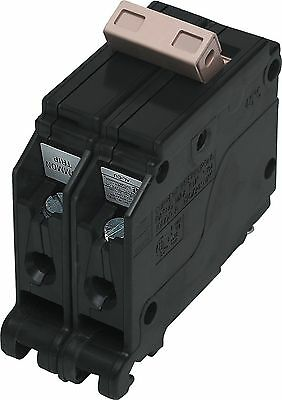 New Cutler Hammer Ch240 Double Pole 120v 40 Amp Plug-on Circuit Breaker