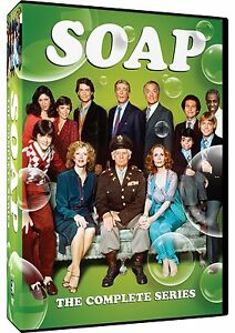 SOAP: THE COMPLETE SERIES season 1 2 3 4  - DVD - Sealed Region 1