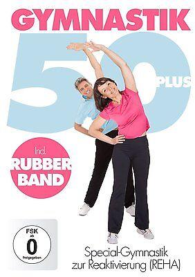 Dvd Gymnastik 50 Plus Inkl.gymnastikband