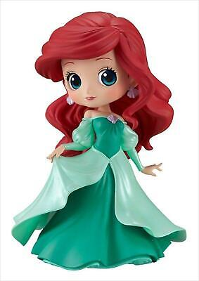 Disney The Little Mermaid Q-Posket Ariel Green Dress Figurine
