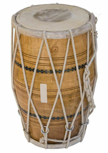 New Indian Folk Wedding-Kirtan Dholak/Dholki Traditional Musical Instrument