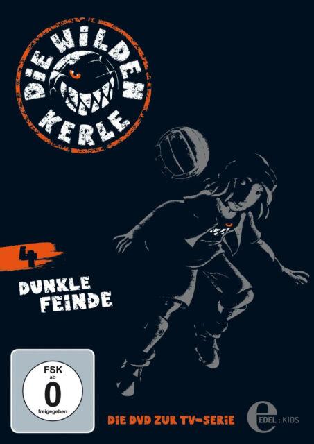DVD * DIE WILDEN KERLE 4 - DUNKLE FEINDE # NEU OVP &