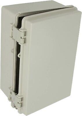 Bud Nema Plastic Box Solid Door Electrical Enclosure Waterproof