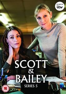 Scott and Bailey: Complete Series season 5 DVD R4 new & sealed