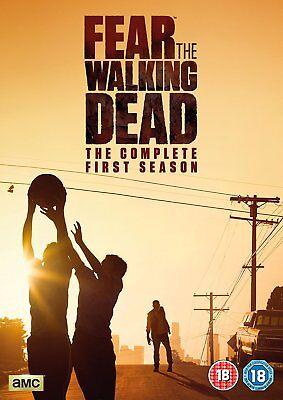 Fear The Walking Dead Season 1 (DVD)