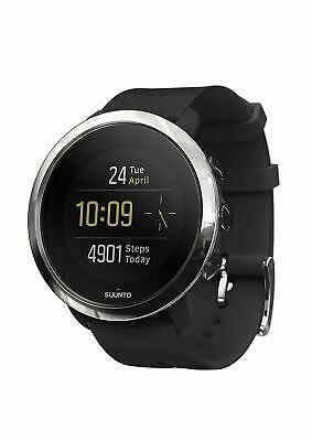 *OPEN BOX* Suunto 3 Fitness Watch Black Athletic Design - Free Shipping - 2C