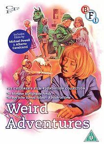 Children's Film Foundation Collection Volume 3 Weird Adventures - DVD NEW SEALED