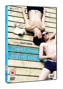 CHRISTOPHER AND HIS KIND. Matt Smith. Gay interest. Brand new sealed DVD.
