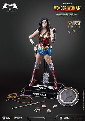 SDCC 2018 Beast Kingdom WONDER WOMAN DAH-002SP  Dawn of Justice DYNAMIC 8-CTION