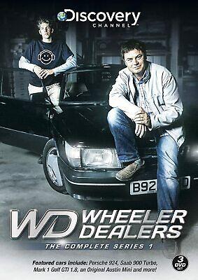 Wheeler Dealers: Series 1 One DVD Mike Brewer Edd China