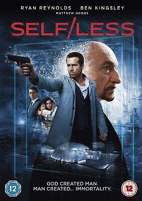 Self/less (DVD, 2015)