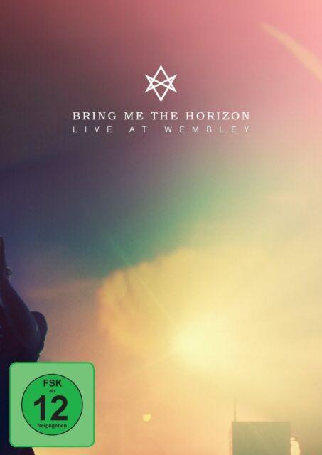 BRING ME THE HORIZON - LIVE AT WEMBLEY ARENA  BLU-RAY NEU