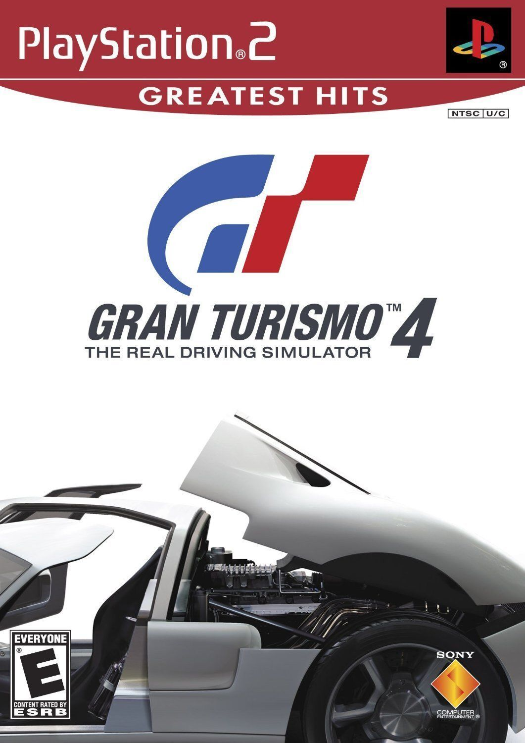 The 4th in the gt series and 2nd for ps2 sony s gran turismo 4 hit the market in december 2004 and boasts an impressive 700 cars and 100 courses in game