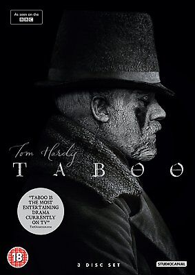 Taboo [BBC] (DVD)~~~~~~Tom Hardy~~~~~~NEW & SEALED for sale  Shipping to Canada