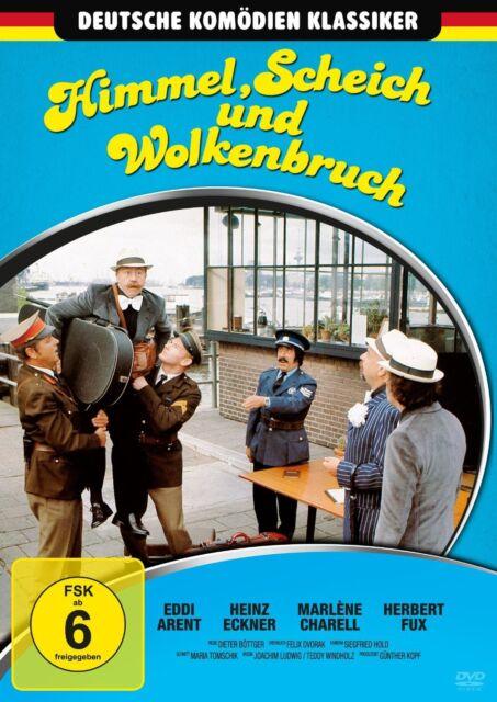 Himmel, Scheich und Wolkenbruch ( Deutsche Komödien Klassiker ) mit Eddi Arent