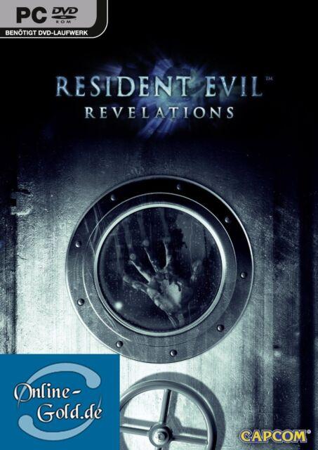 Resident Evil Revelations Key - Steam Cdkey - PC Download - [DE]
