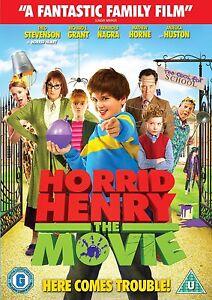 Horrid Henry: The Movie DVD New/Sealed