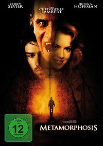 METAMORFOSIS-Vampiro-Saga-con-CHRISTOPHER-LAMBERT-Corey-Sevier-DVD-nuevo