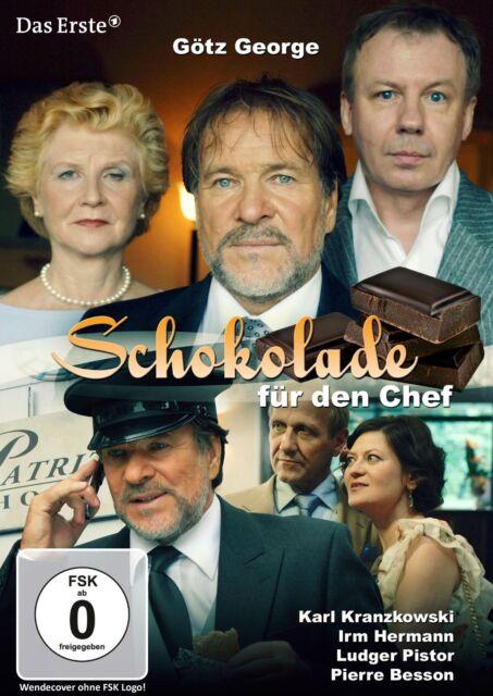 Schokolade für den Chef - DVD Komödie Götz George Pidax Film Neu Ovp