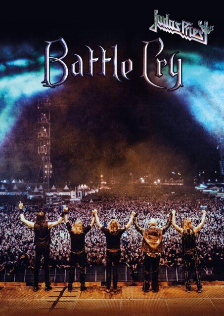 JUDAS PRIEST - BATTLE CRY  DVD NEU