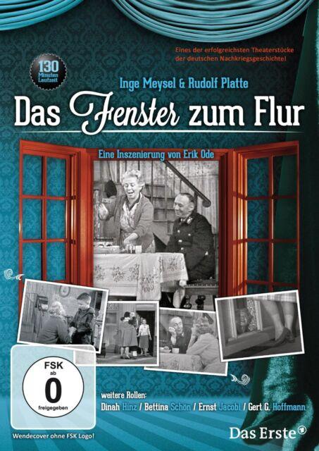 Das Fenster zum Flur * DVD Inge Meysel Rudolf Platte Komödie Pidax Neu Ovp