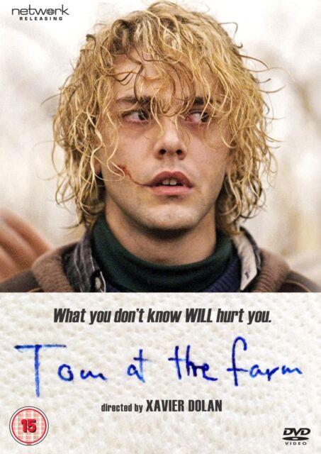 DVD:TOM AT THE FARM - NEW Region 2 UK