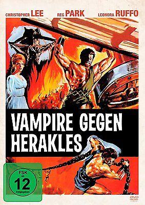 Vampire gegen Herakles - mit Christopher Lee (Hercules in the Haunted World) DVD online kaufen