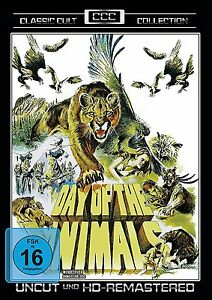 PANIK-IN-DER-SIERRA-NOVA-DAY-OF-THE-ANIMALS-Leslie-Nielsen-Horror-DVD-nuevo