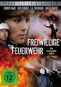 Freiwillige Feuerwehr * DVD Serie mit Iris Berben 13-Teile Pidax Neu Ovp