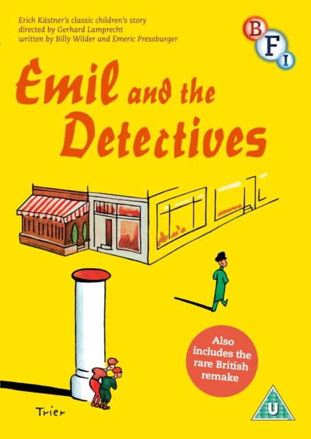 Emil and the Detectives  - BFI DVD NEW & SEALED - Gerhard Lamprecht