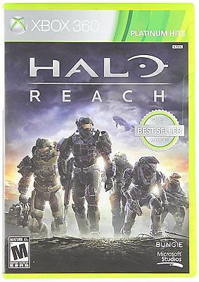 Halo Reach [Xbox 360, Platinum Hits, Multiplayer, Action Shooter FPS] (Multiplayer Action)