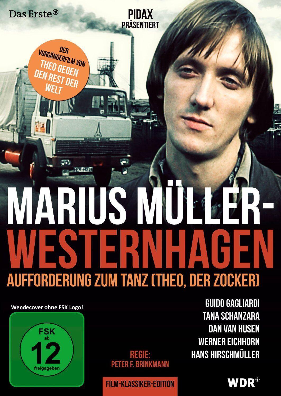 Aufforderung zum Tanz - DVD Marius Müller-Westernhagen Pidax Film Neu
