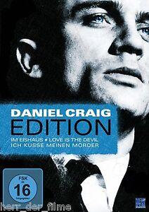 3 x Daniel Craig: IM EISHAUS LOVE IS THE DEVIL ICH KÜSSE MEINEN MÖRDER (OVP) - Neumarkt im Hausruckkreis, Österreich - Widerrufsbelehrung Widerrufsrecht Sie haben das Recht, binnen vierzehn Tagen ohne Angabe von Gründen diesen Vertrag zu widerrufen. Die Widerrufsfrist beträgt vierzehn Tage ab dem Tag an dem Sie oder ein von Ihnen - Neumarkt im Hausruckkreis, Österreich