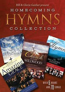 BILL AND GLORIA GAITHER**HOMECOMING HYMNS COLLECTION**4 DVD SET