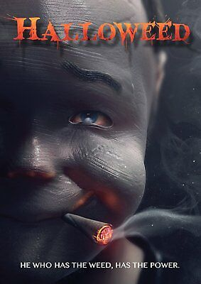 Halloweed (DVD) Simon Rex, Jason Mews, Danny Trejo NEW