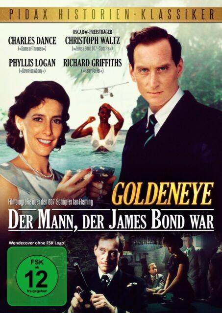 Goldeneye - Der Mann, der James Bond war - DVD spannende Filmbiografie Pidax Neu