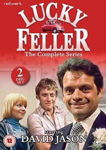 LUCKY FELLER The Complete Series dvds SEALED/NEW David Jason 1976 fella fellow