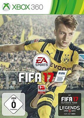 Microsoft Xbox 360 Spiel - Fifa 17 DEUTSCH mit OVP