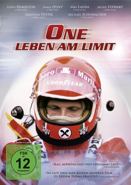 ONE - LEBEN AM LIMIT - DIE GESCHICHTE DER FORMEL 1  DVD NEU