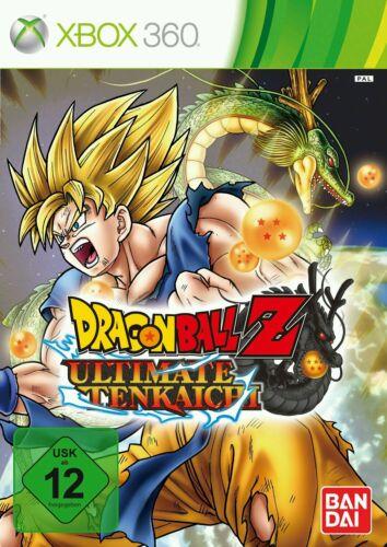 Galeria Microsoft XBOX 360 Spiel ***** Dragonball Z: Ultimate Tenkaichi *********NEU*NEW