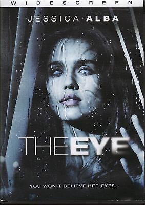 Jessica Alba Halloween (The Eye DVD MOVIE THEEYE Jessica Alba Alessandro Nivola Parker Posey HORROR)