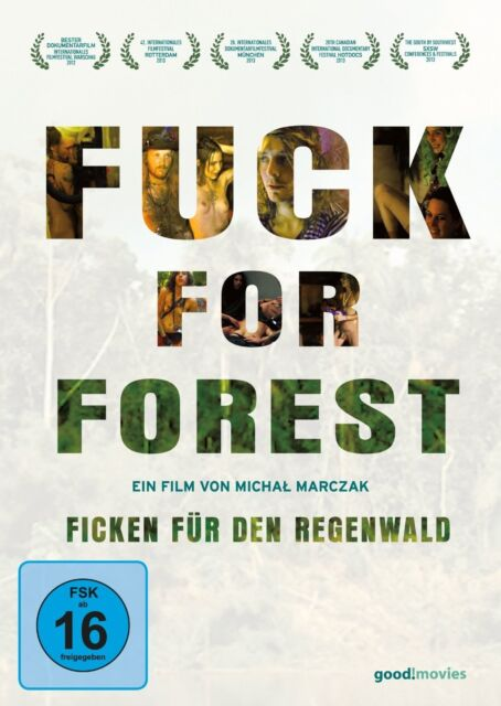DOKUMENTATION - FUCK FOR FOREST  DVD NEU