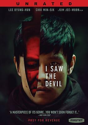 I SAW THE DEVIL (KIM JEE WOON) - UNRATED  *NEW DVD* ()