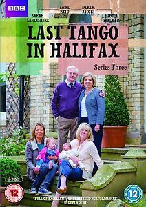 Last Tango in Halifax - Series 3 DVD  Region 4  New Sealed BBC