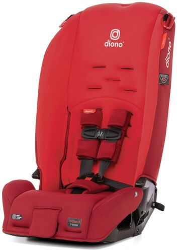 Diono 2020 Radian 3R, Red Cherry  Convertible Car Seat w/ 10 Year Life